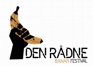 den raadne banan festival logo