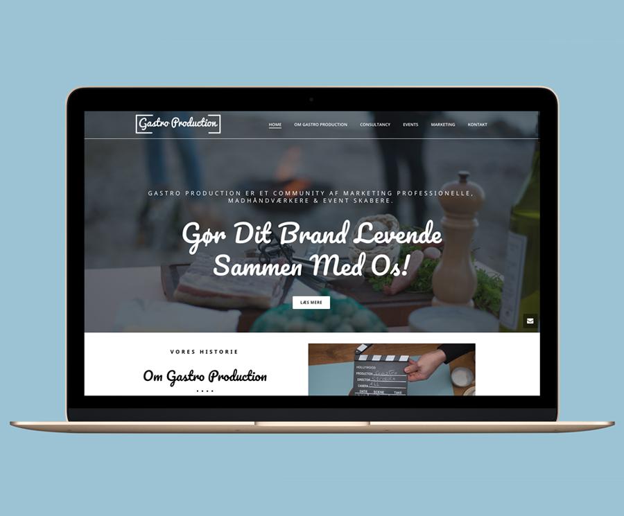 gastro-hjemmeside