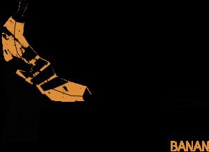 logo Rådne banan fetival